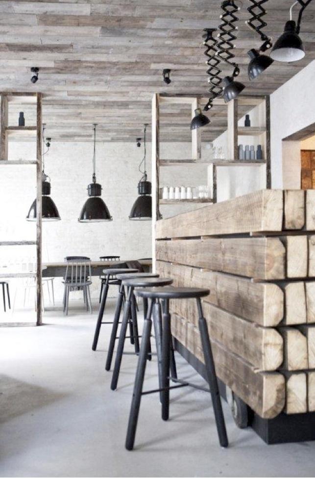 Scandinavian Industrial Design industrial dining in copenhagen avenue lifestyle