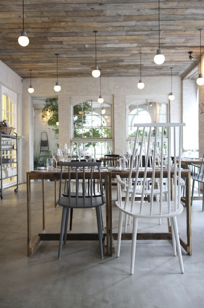 Industrial dining in copenhagen avenue lifestyle for Interior design agency copenhagen