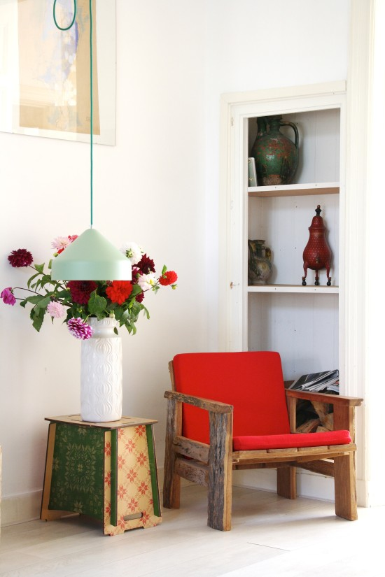 Eclectic Amsterdam Home Tour by Holly Marder for Houzz