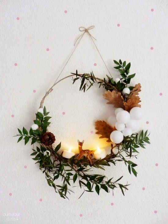 Wreath by Oui Oui Oui Studio