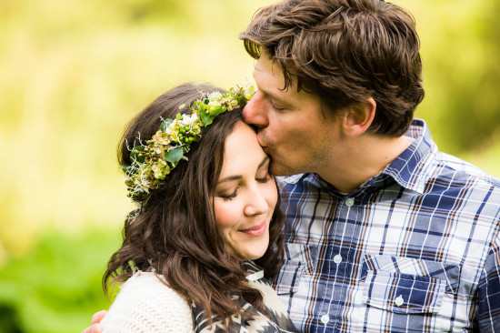 Our engagement session / Photography: Anouschka Rokebrand / Hair & makeup: Katie Larcombe
