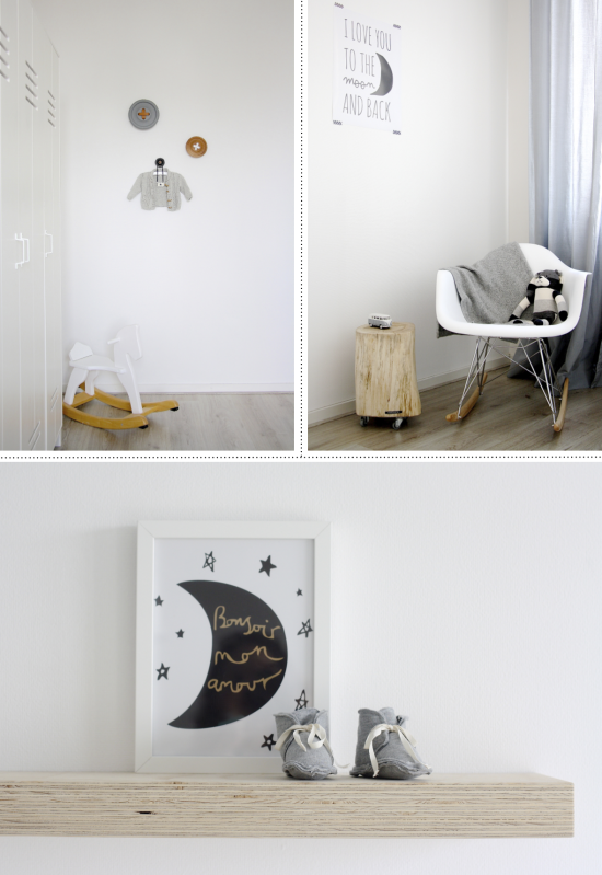 Monochrome Netherlands High Rise by Holly Marder/Avenue Lifestyle for Houzz