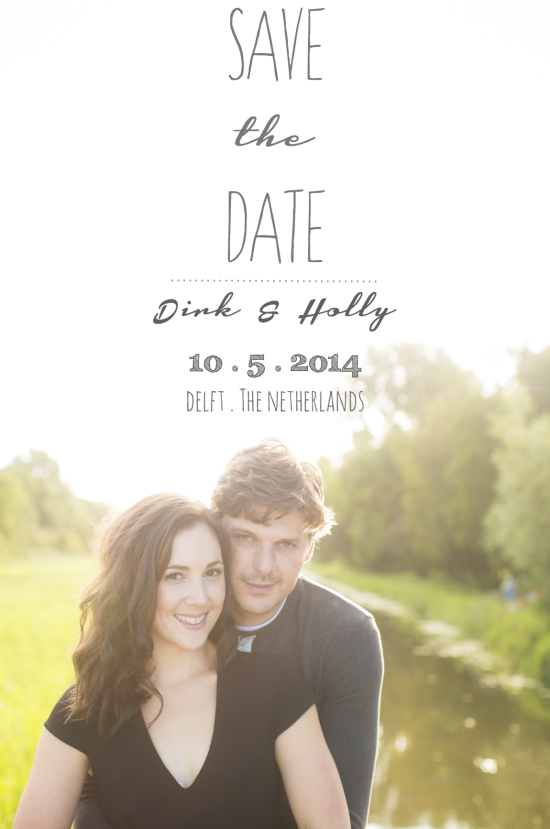 Save the Date by Holly Marder/Avenue Lifestyle