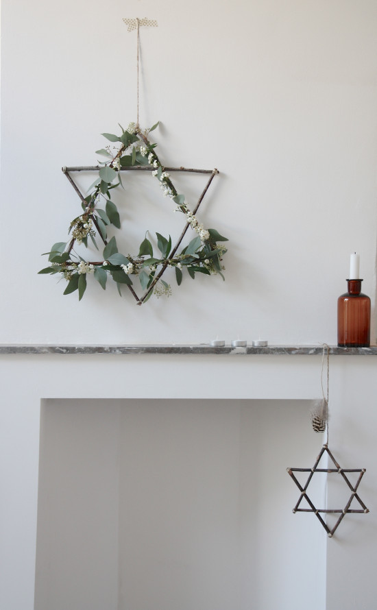 Christmas Wreath How-To by Holly Marder/Avenue Lifestyle