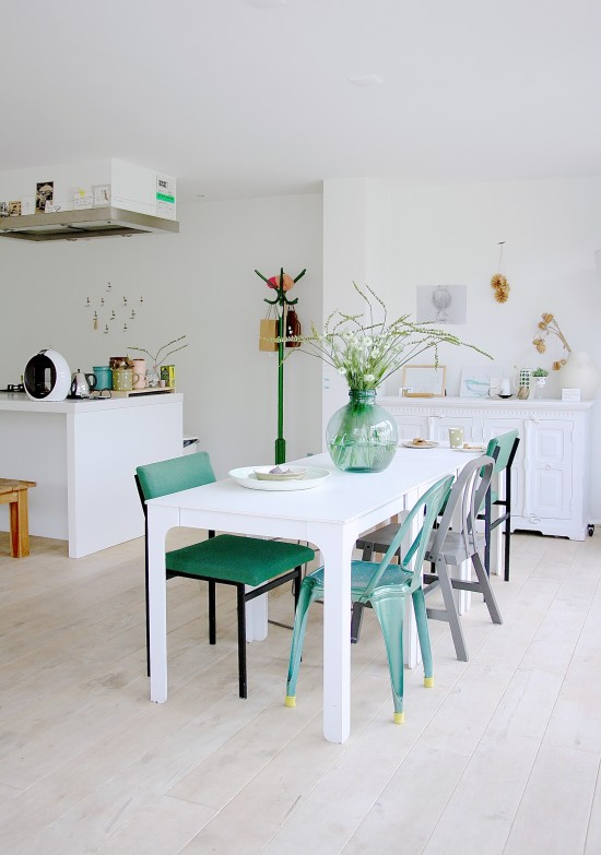 Amsterdam Home by Holly Marder / Avenue Lifestyle