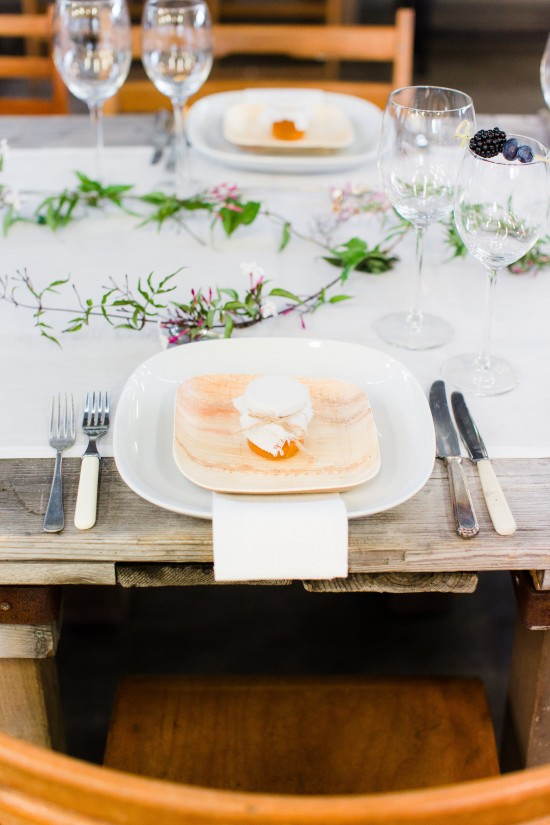 Wedding Files: Part II / Photography by Anouschka Rokebrand / Styling by Avenue Lifestyle / Assistant styling by Style Serendipity / Plates by VerTerra / Brass candlesticks & cutlery by Helene Millot Furnishings
