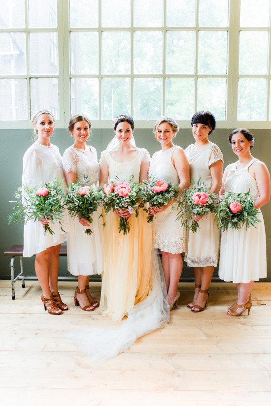 Wedding Files: Part II – Bridesmaids, Table Settings and a Personal Story / Photography by Anouschka Rokebrand / Styling by Avenue Lifestyle / Wedding gown by Armeni / Veil by SIBO Designs / Headpiece by Portobello Jewelry