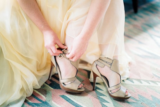 Wedding Files: Part V - Our Wedding Captured on Film / Photography by Anouschka Rokebrand