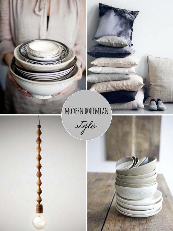 modern bohemian style_avenue lifestyle