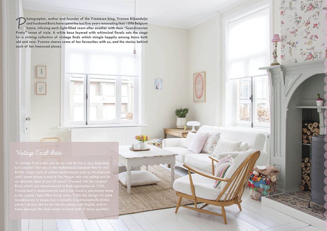 Featured in 91 Magazine: Style Notes from Interiors Author ...