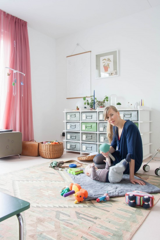 The home of Dutch designers Tineke Beunders and Nathan Wierink of Ontwerpduo // Photography and Styling by Holly Marder/Avenue Lifestyle