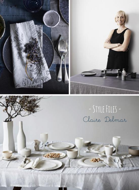 Style Files: Claire Delmar // Avenue Lifestyle // Photography(top left) Amanda Prior; (bottom) Sam McAdam