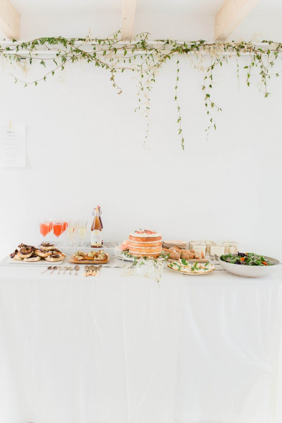 Floral Inspired Bridal Shower Inspiration // Styling and creative direction: Holly Marder {Avenue Lifestyle} / Photography: Anouschka Rokebrand / Food Styling: Ajda Mehmet