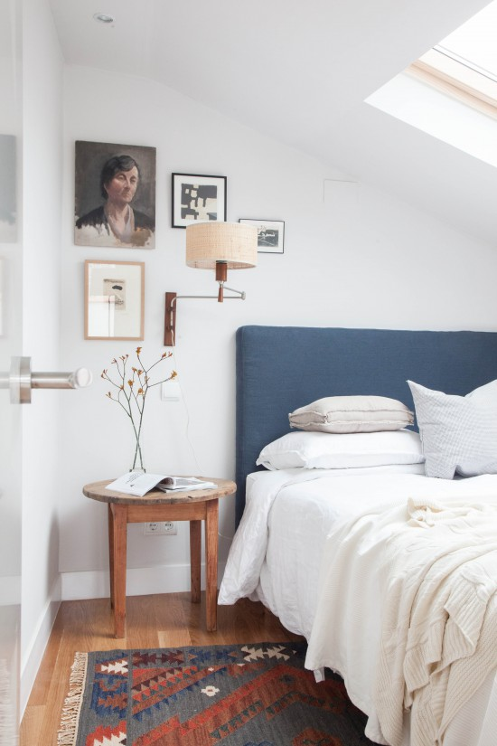 Inside Scoop: Vintage Meets Modern in Madrid // Photography and styling by Holly Marder {Avenue Lifestyle} // Interior design: Corinne Kowal {Emerald Green Interiors}