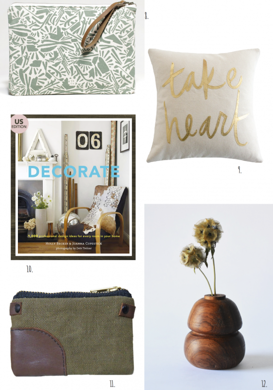 Christmas Gift Guide by Avenue Lifestyle
