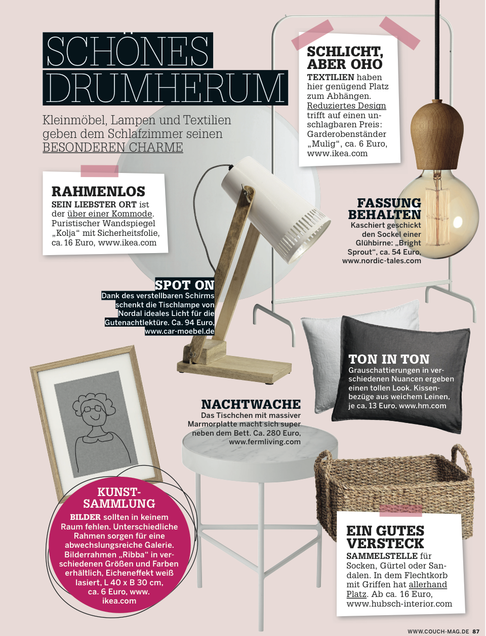 couch mag de interview in couch magazine germany with couch mag de with couch mag de free. Black Bedroom Furniture Sets. Home Design Ideas
