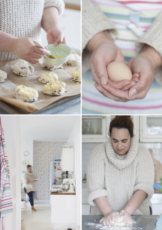 Food Files: Yvonne Eikenduijn's Best Scones Ever // Photography by Avenue Lifestyle