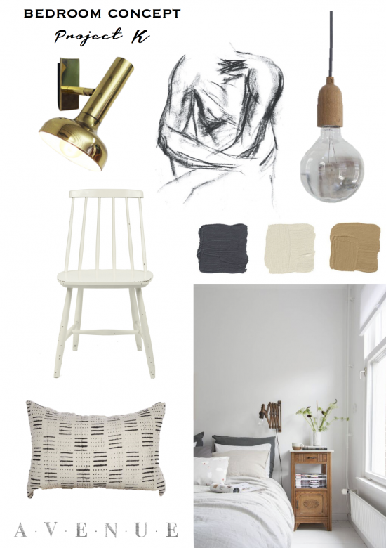 Bedroom Enschede_concept