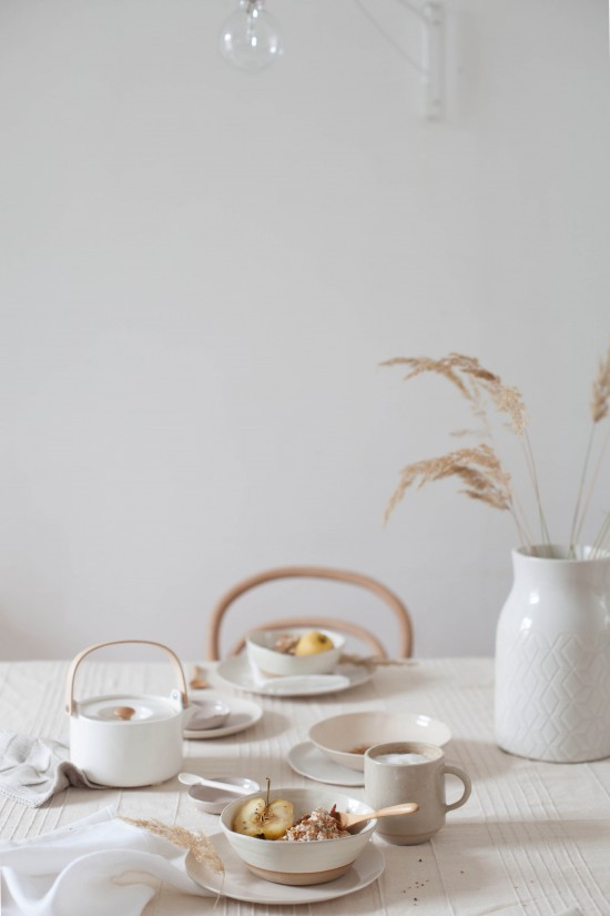 creamy coconut and cardamom oats | avenue lifestyle & ajda mehmet