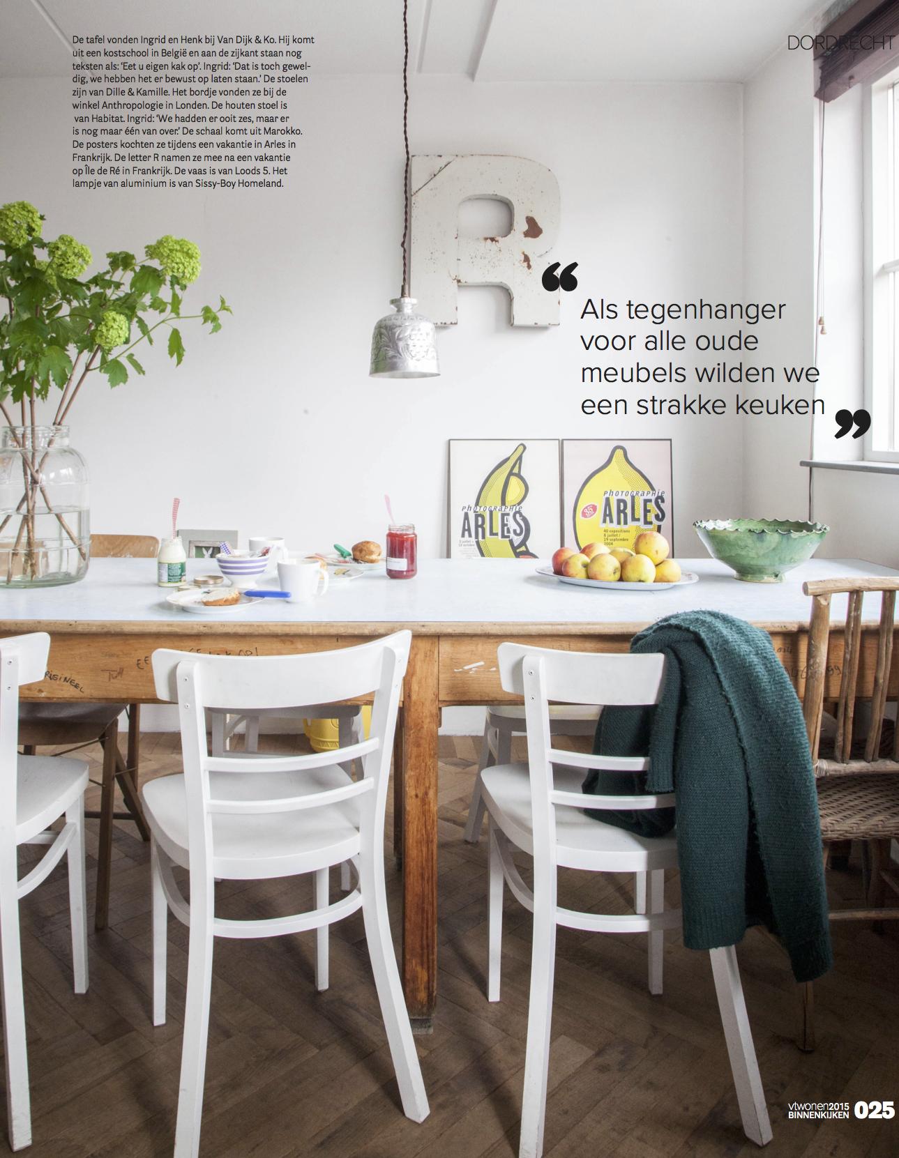 Inside Scoop: A Joyful, Eclectic Home - Avenue Lifestyle Avenue ...