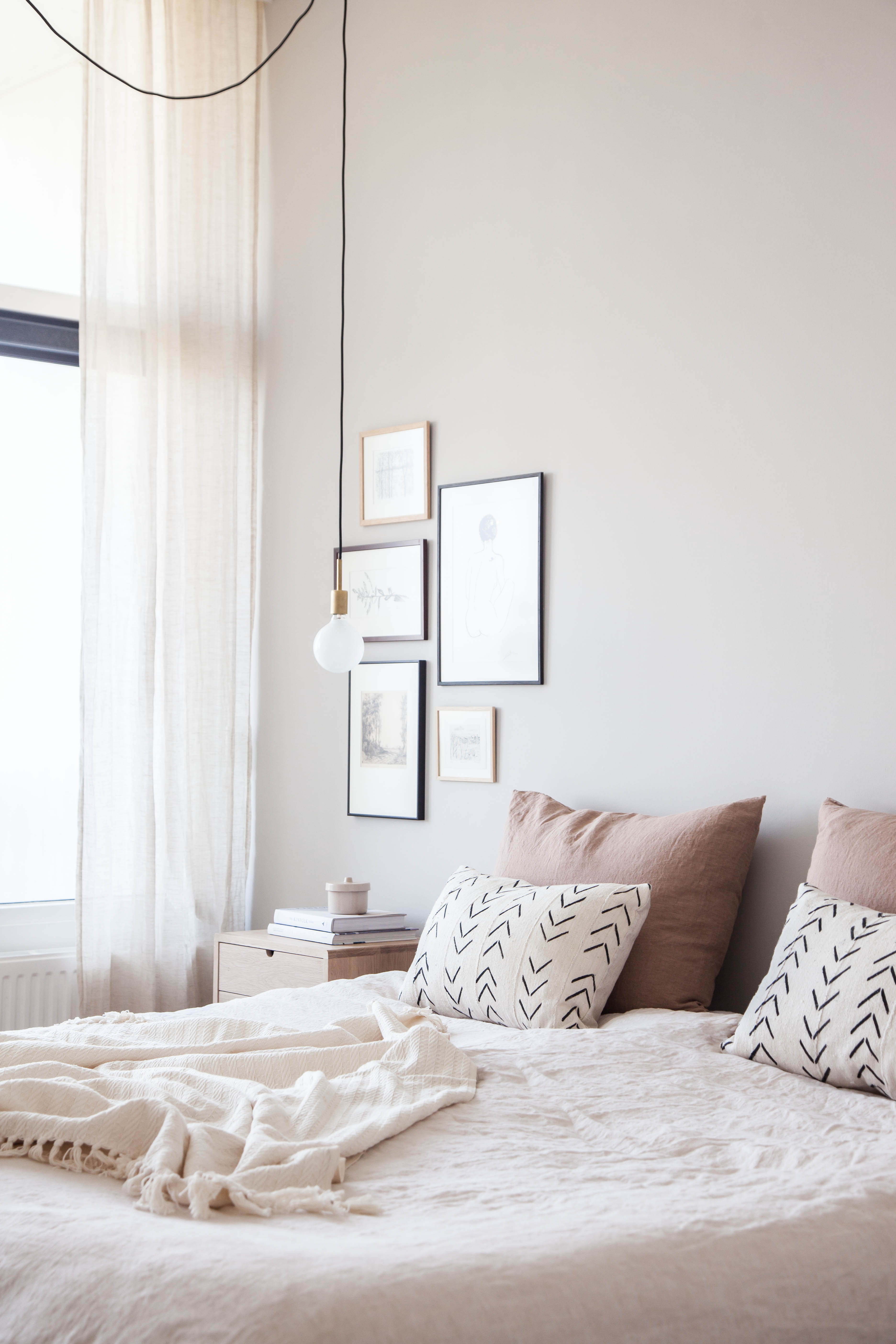 The Luxe Lifestyle Master Bedroom Reveal: Project H Bedroom Reveal: Before & After
