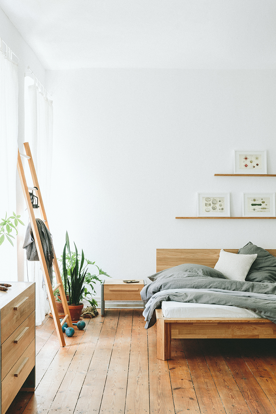Simple Wooden Furniture By Walden