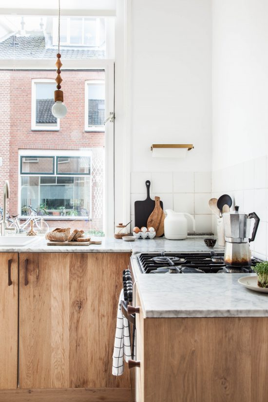 ... Kitchen Having Worked Hard To Transform It From A Tired, Drab Old Thing  Into A Fresh, Functional And Pretty Space, And All On A Shoestring Budget!