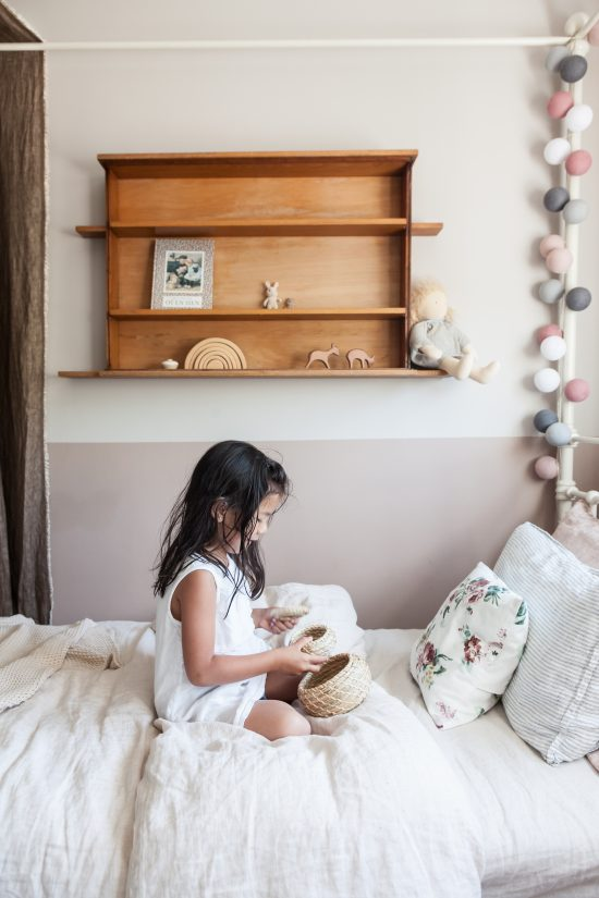 Project R Little Girl S Bedroom Avenue Lifestyle Avenue Lifestyle
