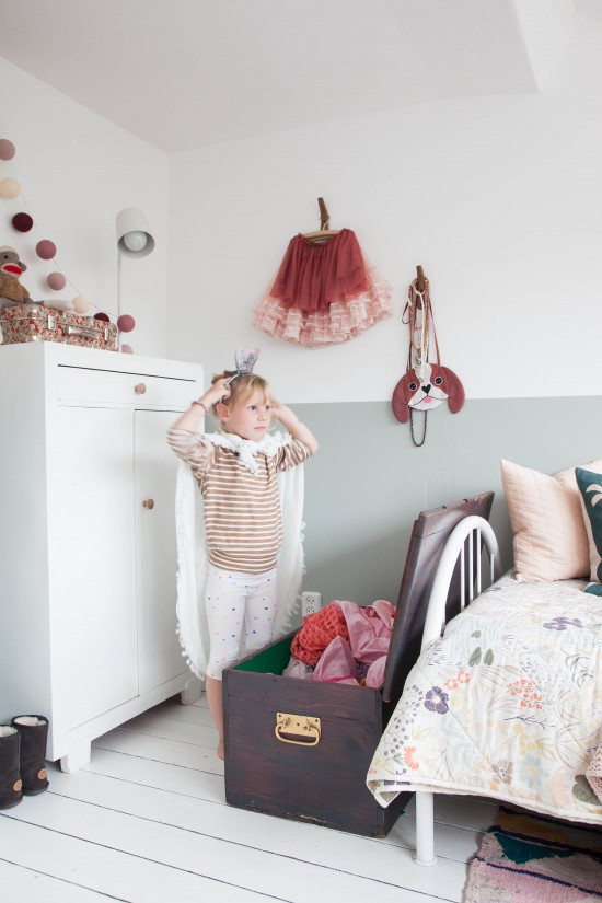 Verwonderend Lola's Bedroom: Before & After! - Avenue Lifestyle Avenue Lifestyle XH-67
